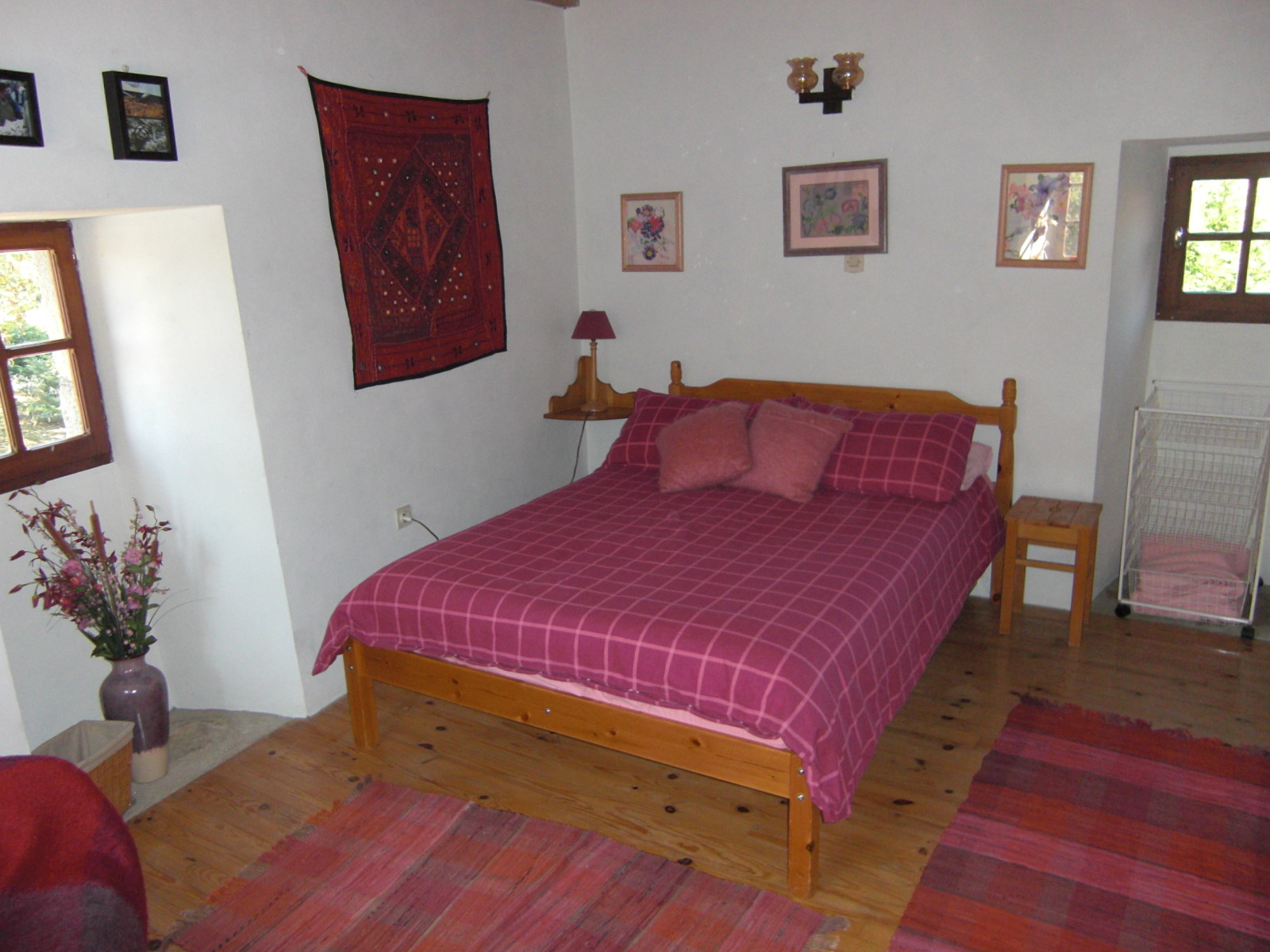 LA SALESSE Bedroom